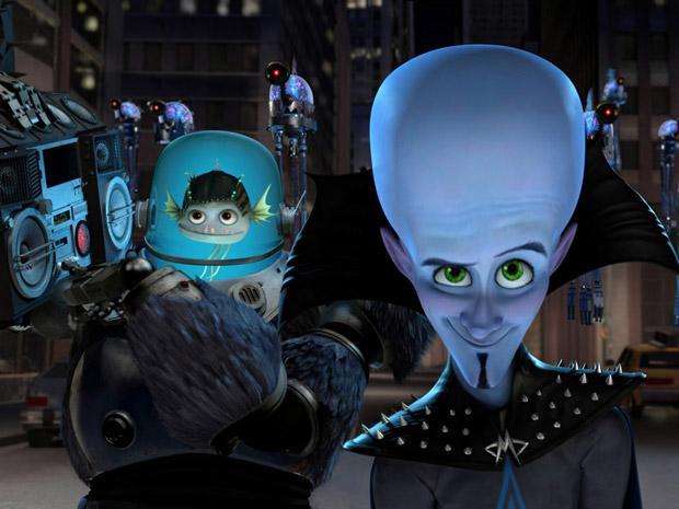 megamind oh my big blue head � mayaland