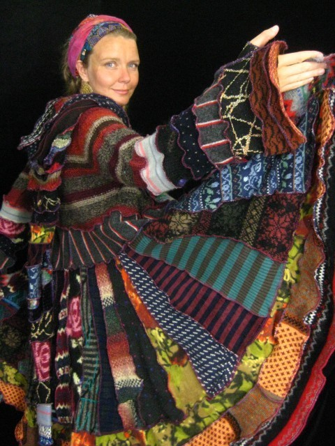 the technicolor fairy coats of the amazing and inspring katwise ...