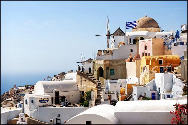 Santorini Temper Tantrums And Lost Chances Mayaland