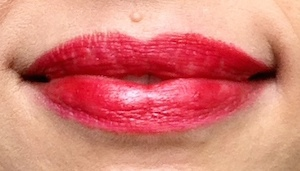 ruby woo lips