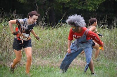 me running from zombie 3 400